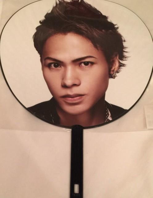 🍀 KAT-TUN・・【公式うちわ】・上田竜也...
