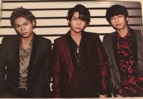 🍀 KAT-TUN・・【クリアファイル】・集合...