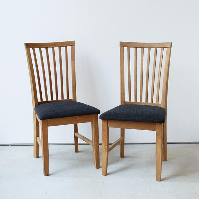ダイニング チェア OAK オーク 木製 椅子 MTS-092...