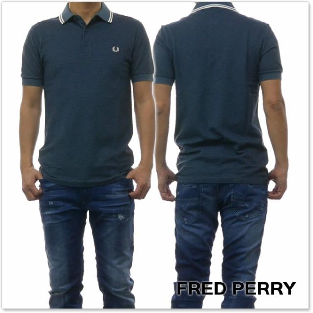 FRED PERRY フレッドペリー メンズポロシャツ M35...