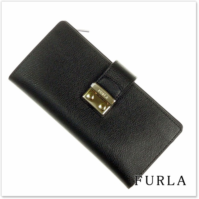 【50%OFF!】FURLA フルラ レディースレザー長財...
