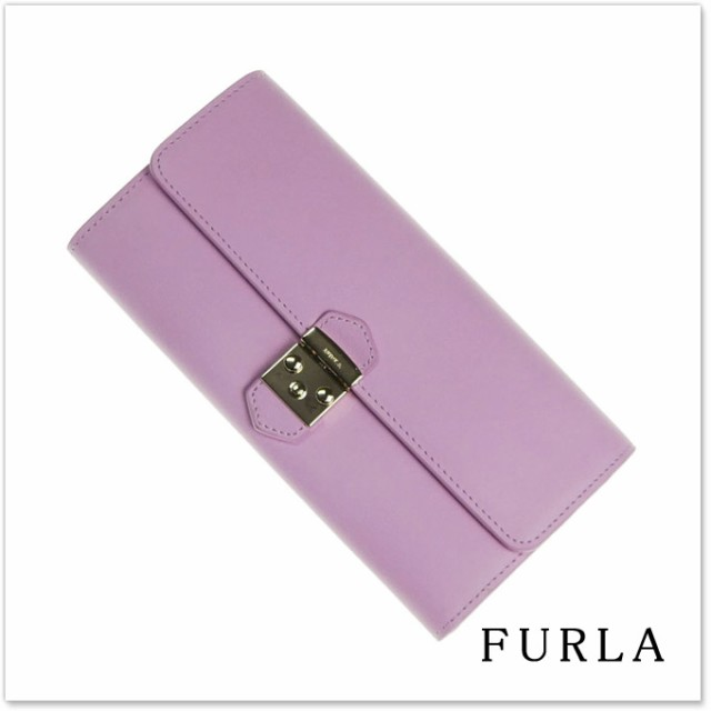 【48%OFF!】FURLA フルラ レディースレザー長財...