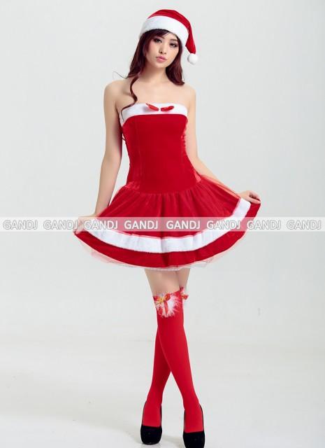 3層スカート クリスマス コスプレ コスチューム ...