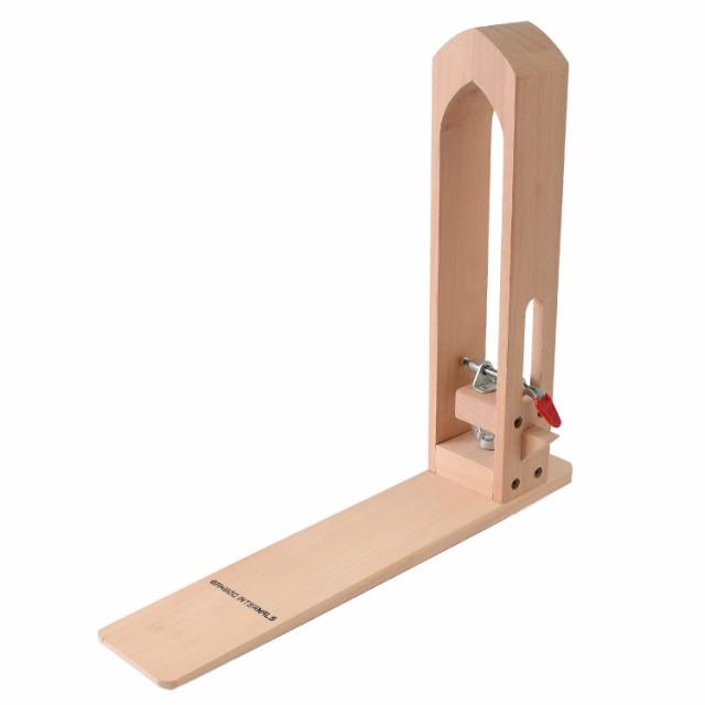 【送料無料】Bamboo Internals レーシングポニー ステッチングツリー レザークラフト 道具 革細工 手縫い用 木製 天然木ブナ木材