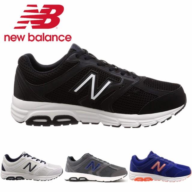 2216ddd8383d8 New Balance. ニューバランス メンズ スニーカー M460 ジョギング ランニング シューズ ブラック 黒 ホワイト 白 ブルー 青  グレー 灰 幅