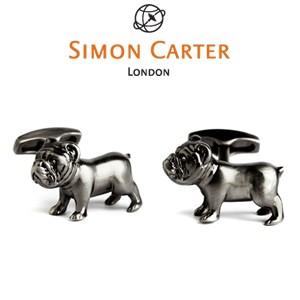 カフス ブルドッグ モチーフ / Simon Carter By T...