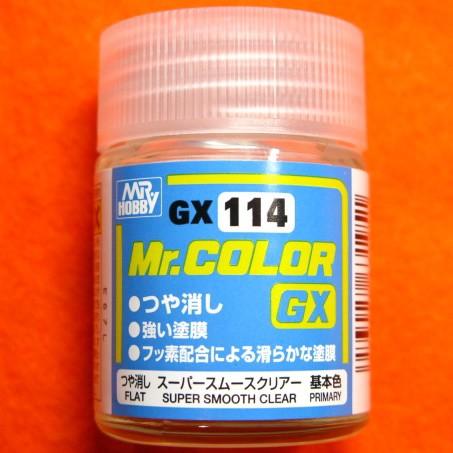 【遠州屋】 Mr.カラー (GX114) スーパースムース...