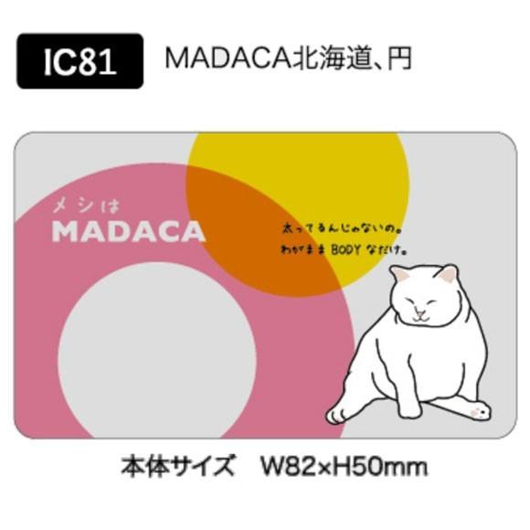 ICカードステッカー Fun ic card sticker IC81 メ...