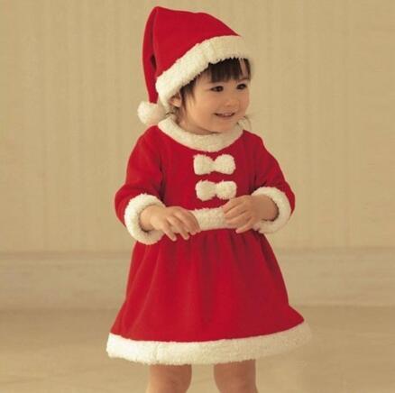 送料無料 クリスマス 衣装 子供 コスプレ ベビー...
