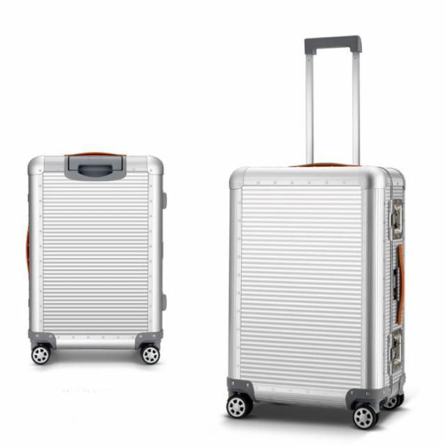 アルミ製?スーツケース?キャリーバッグ?Sサイズ ...