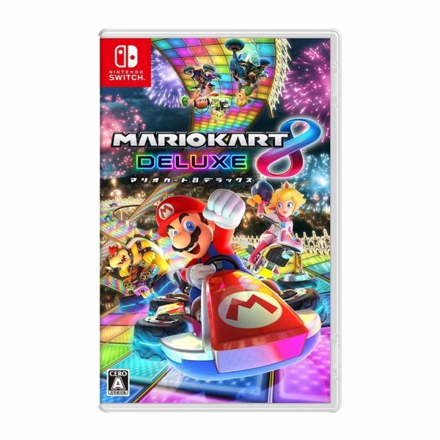【送料無料】 Nintendo Switch マリオカート8 デ...
