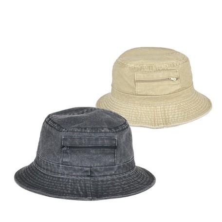 【帽子 キャップ】男女兼用◆洗い綿 チャック付 ...
