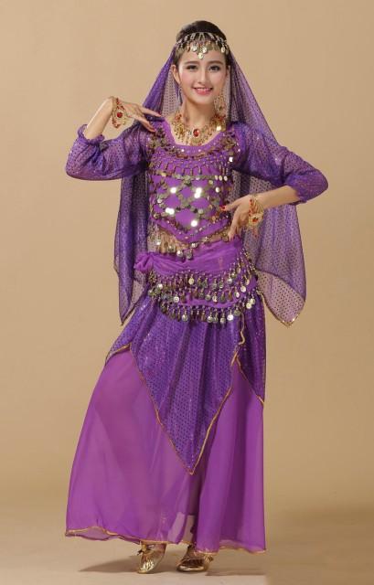 ベリーダンス 衣装 団体服 余興 ベリーダンスセット ダンス衣装 ベリーダンスセット ベリーダンス 衣装 スカート 社交ダンス衣装 M28