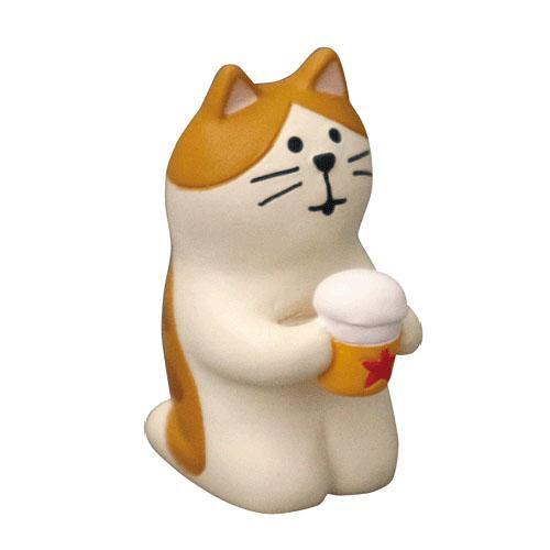 concombre  とら猫ビール