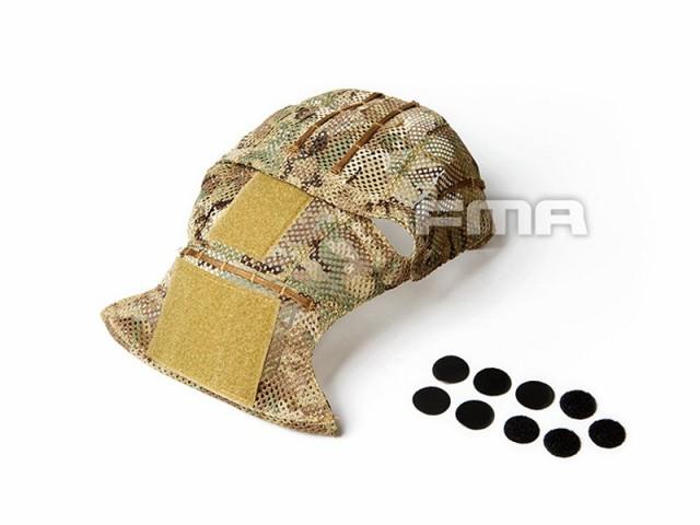 FMA CPヘルメットカバー (MC) size:L/XL