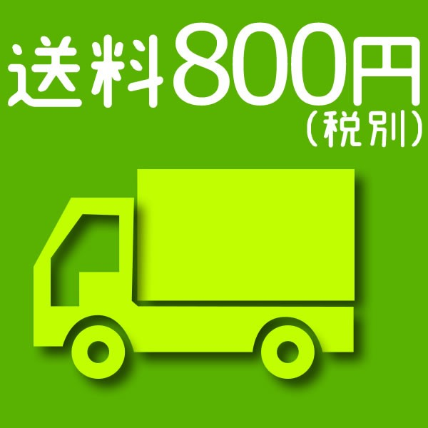 送料 800円(税別)
