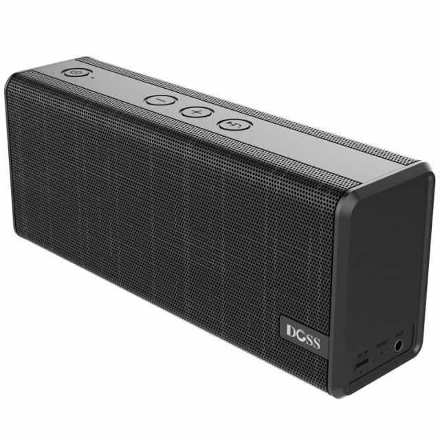 DOSS Soundbox color Bluetooth ワイヤレススピー...
