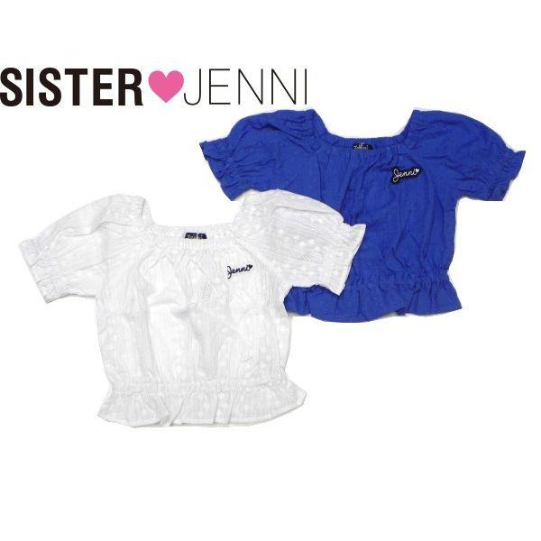 JENNI ジェニィ ジェニー 子供服 18夏 レー...