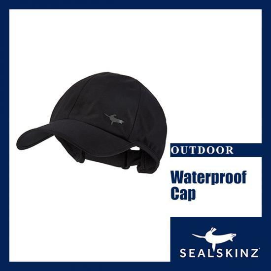 SEALSKINZ シールスキンズ 防水キャップ Waterpro...