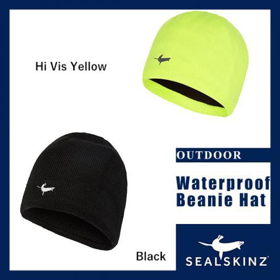 SEALSKINZ シールスキンズ 防水・ビーニー Waterp...
