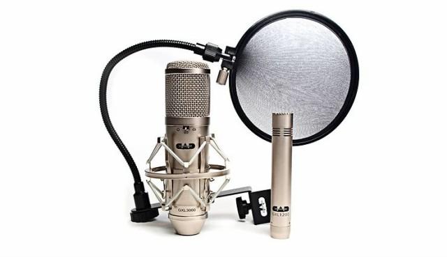 GXL3000SP (CAD Audio) スタジオ・パック