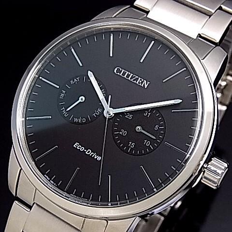 【CITIZEN/シチズン】メンズ腕時計 エコドライブ ...