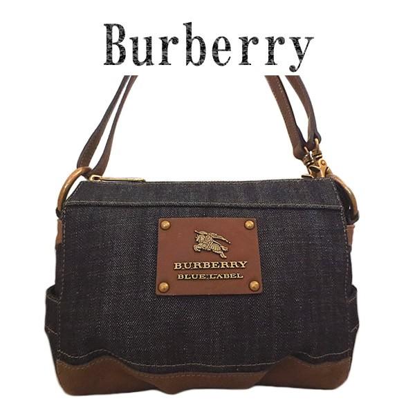 超美品 BURBERRY バーバリー ブルーレーベル ...