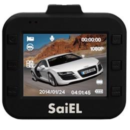 SaiEL コンパクトHDドライブレコーダー SLI-CDR13...