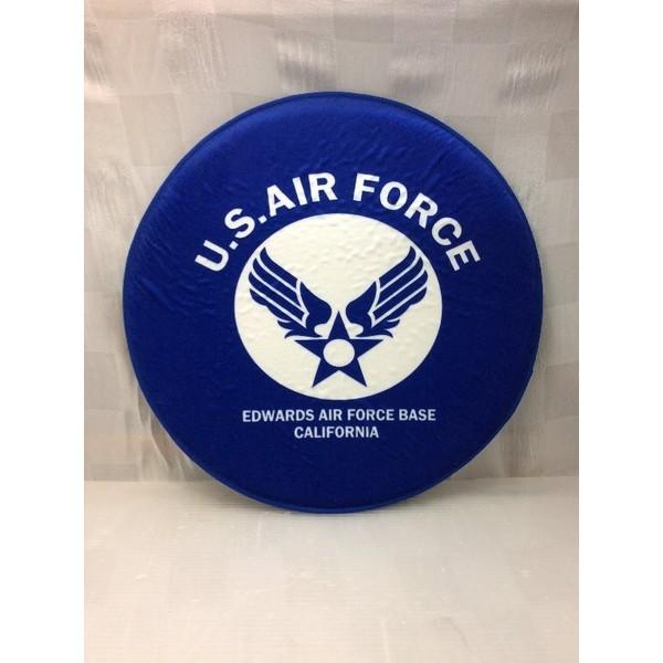 U.S AIR FORCE エアーフォースラウンド シートク...