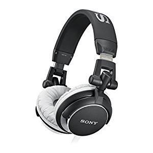 Sony ソニー MDR-V55 DJ ヘッドホン ブラック/ホ...