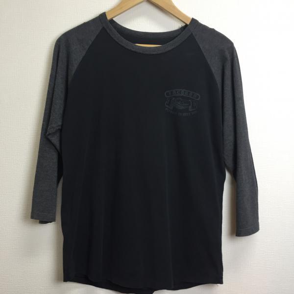 エフシーアールビー ラグラン Tシャツ S Real Bri...