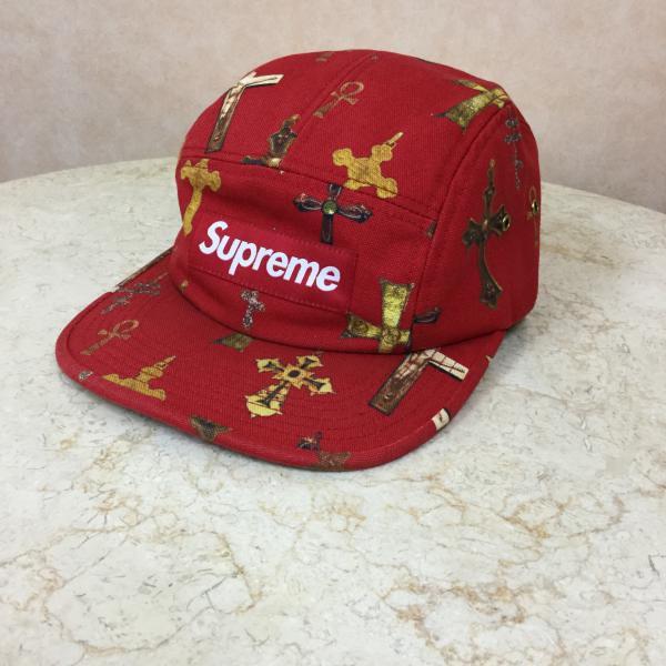 シュプリーム キャップ、帽子、シュプリーム、ク...