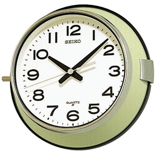 SEIKO セイコークロック 船舶時計 バス時計 防塵...