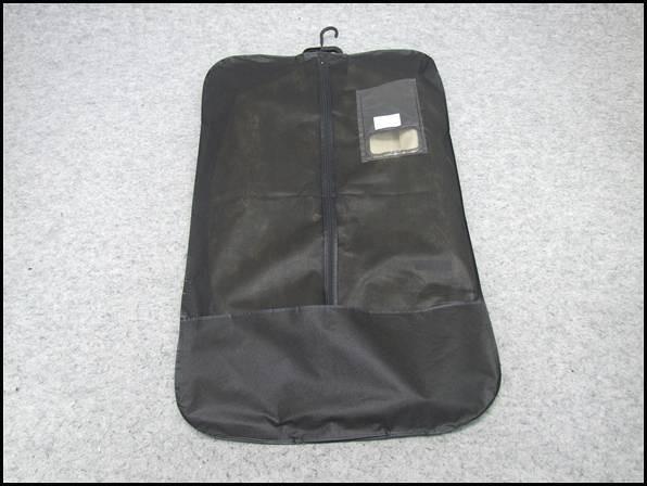 ◆テーラーバッグ◆ガーメントバッグ◆黒◆不織布...