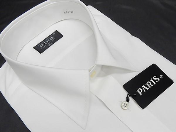 ■白シャツ■長袖■形態安定■レギュラーカラー■...