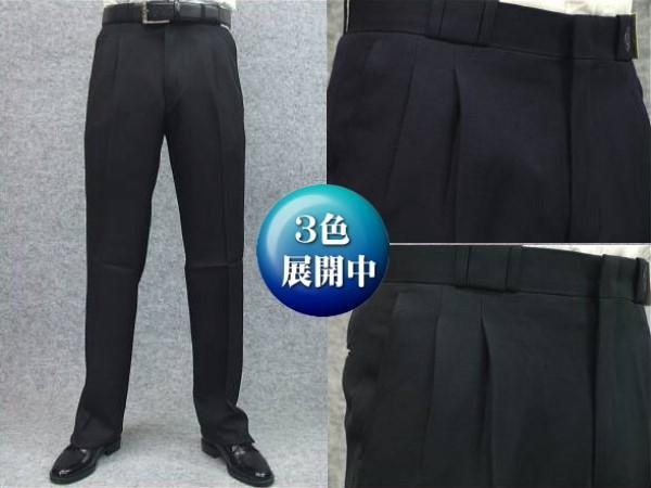 ★2タックパンツ★縦横ライトストレッチ★ループ...