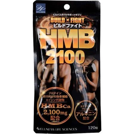 【送料無料】 ビルドファイトHMB2100 120粒 【...