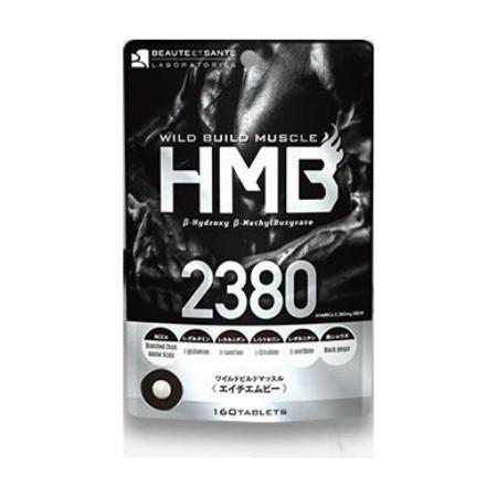 【送料無料】 ワイルドビルドマッスル HMB2380 1...