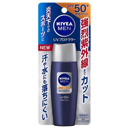 花王  【送料無料】 ニベアメン UVプロテクター 4...