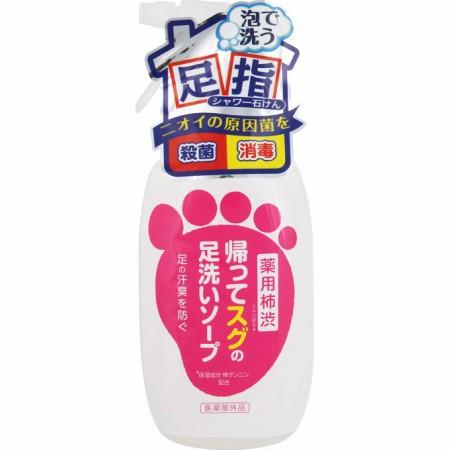 マックス 帰ってスグの足洗いソープ 250ml 【5個...