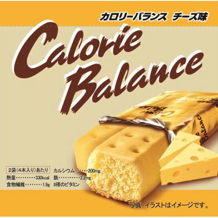 ヘテパシフィック カロリーバランス チーズ 4本×...