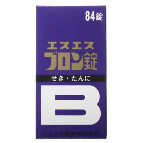 【第(2)類医薬品】 エスエスブロン錠 84錠(498730...