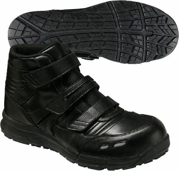 安全靴 アシックス ミドルカット FCP501 安全靴ス...