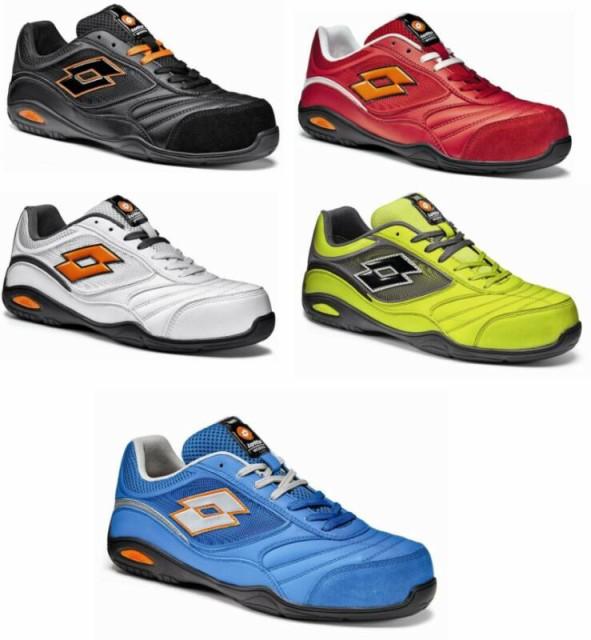 安全靴 ロット Lotto WORKS 安全靴スニーカー(ene...