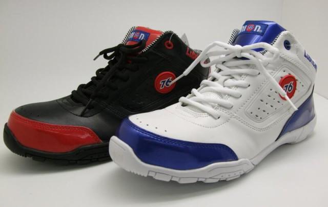安全靴 76Lubricants 76-3017 ナナロク 安全靴ス...
