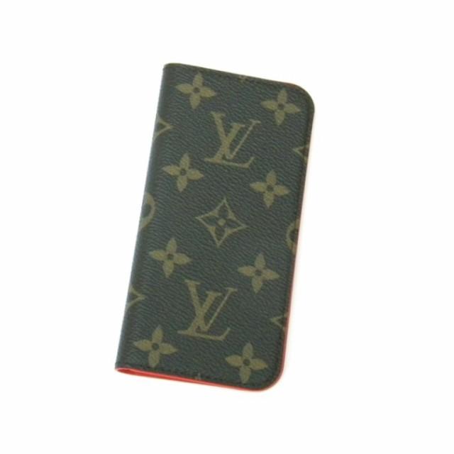 ルイ・ヴィトン iPhone7ケース フォリオ M61907 ...