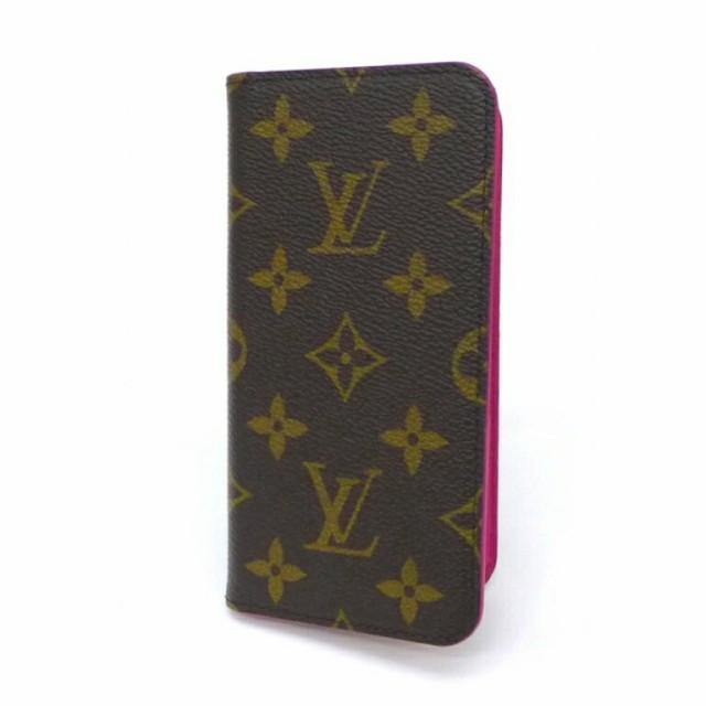 【新品】ルイ・ヴィトン X&XS・フォリオ iPhone...