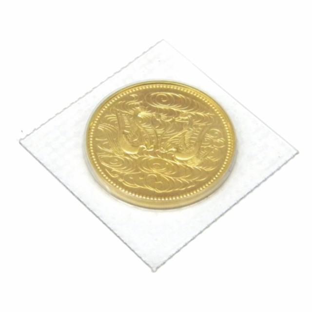 S61 天皇陛下御在位60年記念 10万円金貨プルー...