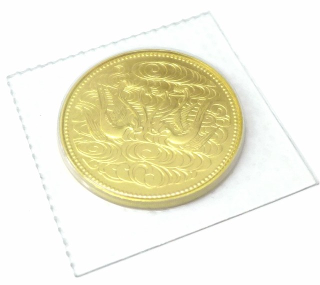 S61 天皇陛下御在位60年記念 10万円金貨 記念硬...