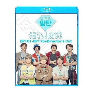 【おまけ付き】【Blu-ray】BTS 走れ! 防弾  #6 (E...
